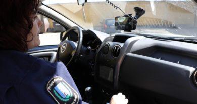 Zsaru Car ellenőrzés