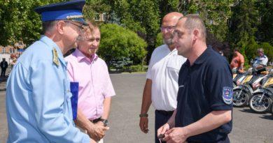 A Rendőrség stratégiai partnere a Polgárőrségnek
