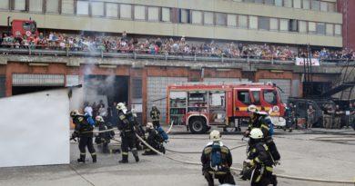 V. Rendőr és Tűzoltónap Pécsen