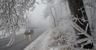 Havas, csúszós utak – fokozott figyelemmel közlekedjenek!