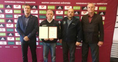 Polgárőrség a magyar labdarúgásért